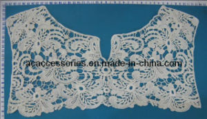 Stylish Front or Back Top Dress Cotton Chemical Lace Collar Neckline (NP01076/14)