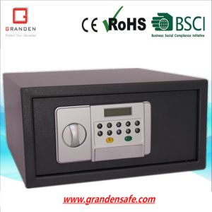 Electronic Safe with LCD Display (G-40ELB) Solid Steel pictures & photos