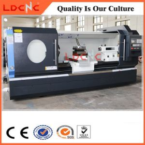 China Light Duty Precision CNC Metal Turning Lathe Machine Price pictures & photos