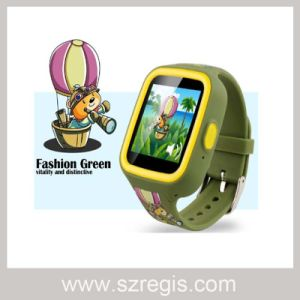 Two-Way Children Sos Positioning Smart Watch Phone Waterproof Smart Watch pictures & photos