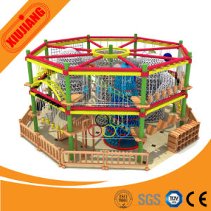Customized Design Children Ropes Adventure Course Ropes Development pictures & photos