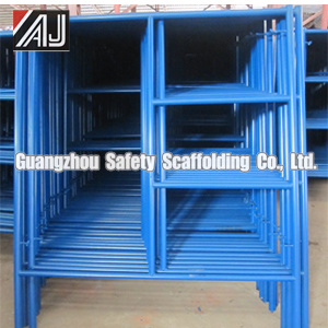 Steel Frame Scafolding System, Guangzhou Manufacturer pictures & photos