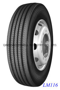 Truck and Bus Tyres with Highway Pattern Performance Well (11R22.5, 215/75R17.5, 235/75R17.5)