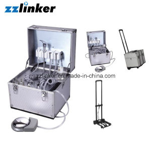 Lk-A33 Luggage Type Moveable Portable Dental Unit pictures & photos