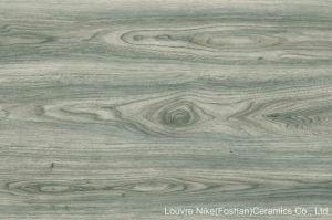 Glazed Porcelain Ceramic Wood Wall Floor Tile 900X600mm LM96061