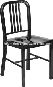 Black Metal Navy Dining Chair pictures & photos