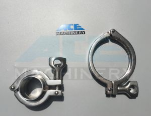 Sanitary Ss304 Complete Clamp Ferrule (ACE-KG-4D) pictures & photos