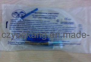China Manufacture Infusion Set for Single Use pictures & photos