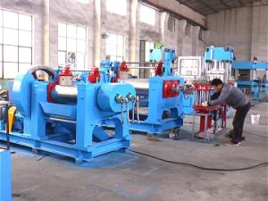 Xk-450 Type Open Mixing Mill with Bearing Bush pictures & photos