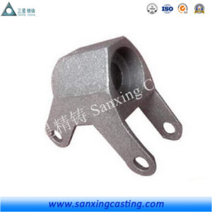 OEM/ODM Pecision Casting Parts with CNC Machined pictures & photos