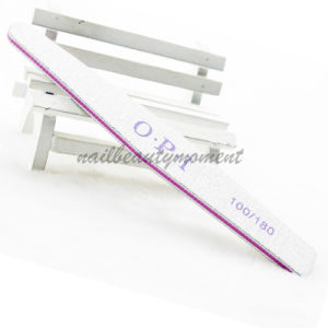 Nail Art Files Manicure Tools 100/180 (FF07) pictures & photos