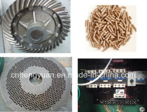 Economical Flat Die Pellet Mill pictures & photos