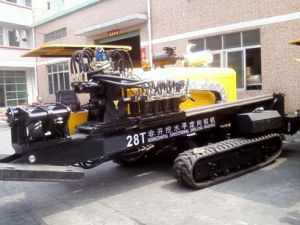 RHJ-28T Horizontal Directional Drill Rig for Pipeline Laying
