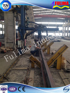 Welded Fabricated Steel H Beam for Steel Buildings (WB-003) pictures & photos