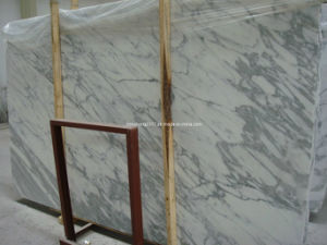 Arabescato White Marble Slab Tile for Floor Wall Countertops pictures & photos