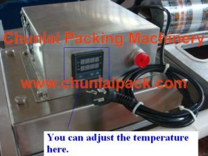 Manual Plastic Tray Heat Sealer pictures & photos