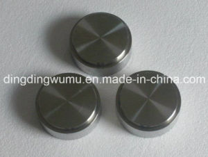Pure Tungsten Disc Sheet for Vacuum Furnace pictures & photos