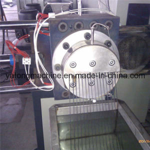 PP Woven Sack Plastic Pelletizing Machine