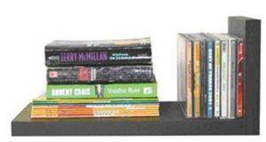 Premium Wood CD Rack (JHWOLIRADI13S)