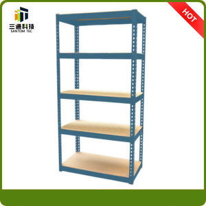 Easy Assemble Storage Shelving, High Quality Shop Steel Shelf pictures & photos