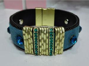 Leather Bracelet Manufacturer Wholesale Custom Leather Bracelet
