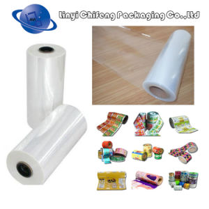 Good Heat Sealed PA/PE Film Roll for Lamination Printing Film pictures & photos