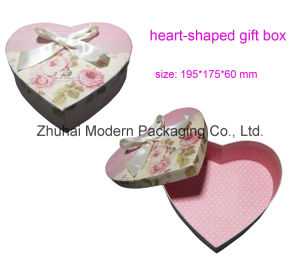Wholesale Cheap Price Heart Shape Gift Box pictures & photos