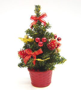 Small Size Decorative Table Christmas Tree