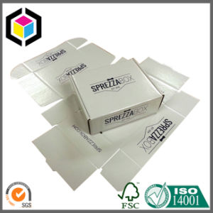 Colorful Print Folding Corrugated Cardboard Paper Shipping Box pictures & photos