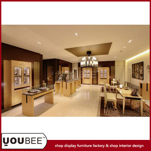 Fashion Display Showcases for Luxury Jewelry Store Interior Design pictures & photos