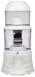 16L Water Purifier with Electronic Cooling (HQY-16LB-C) pictures & photos