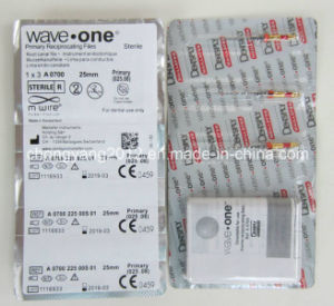 Reciprocating Dental Files Waveone pictures & photos