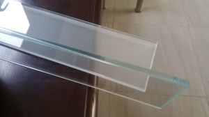 Extra Clear Frosted Louvre Glass pictures & photos