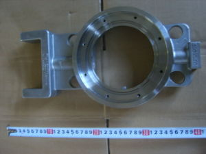 Stainless Steel Impeller Metal Parts Machinery Part with ISO 16949 pictures & photos