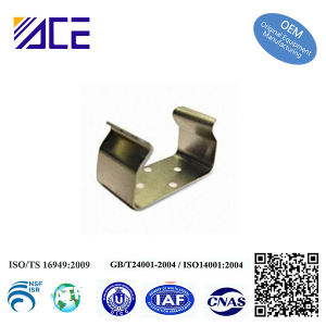 Customized Hardware Metal Fabrication Brass Electric Contact pictures & photos