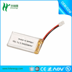 3.7V 650mAh 15c (802555) Li-Polymer Battery pictures & photos