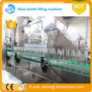 3 in 1 Complete Soda Water Carbonated Drinks Filling Plant pictures & photos