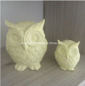 3D Owl Shaped Scented Ceramic Aroma Stone (AM-71) pictures & photos