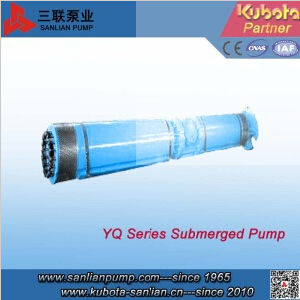 High Pressure Submersible Pump for Mining Use pictures & photos