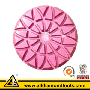 Floor Diamond Polishing Pads for Grinding Concrete Floor pictures & photos