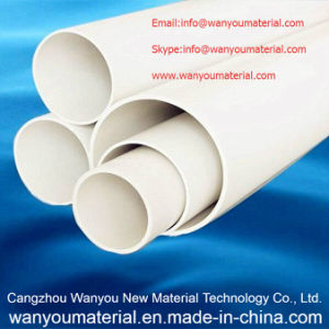 PVC Pipe/PVC Plastic Pipe/UPVC Pipe/Whith PVC Pipe pictures & photos