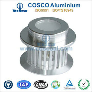 Aluminium/Aluminium Extrusion for LED Lighting with ISO9001: 2008 Certificated pictures & photos