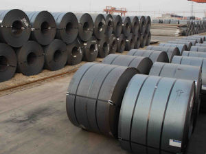 Construction / Hot Rolled Corbon Steel Coil Plate pictures & photos