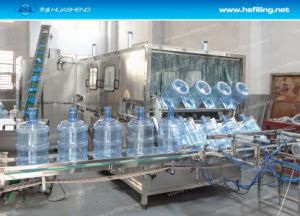 Automatic 18.9liter Water Filling Machine