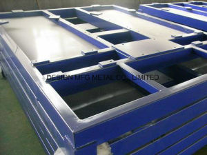 Welding Steel Frame, Welding Part, Welded Part pictures & photos