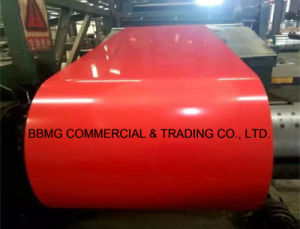 Dx51d Z80 0.45mm*1000mm PPGI Roofing Prepainted Galvanized Steel Coil Gi pictures & photos