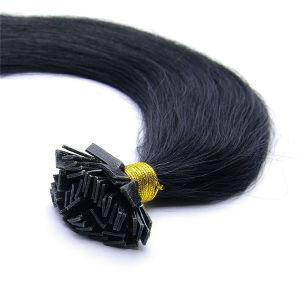 Cheap Keratin Hair Flat Tip Human Hair Extension