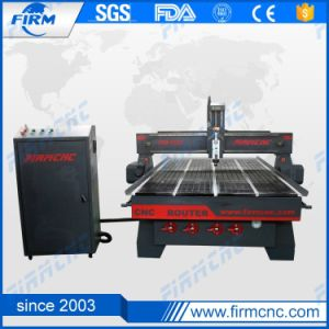 Jinan Low Cost 1325 3D Wood Carving CNC Router Machine pictures & photos