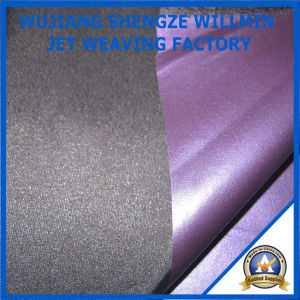 210t Color Glue PU Coating Umbrella Textile pictures & photos