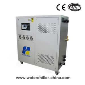 Portable Water Cooled Industial Chiller for Film Blowing Machine pictures & photos